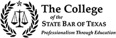 TX Bar College Logo